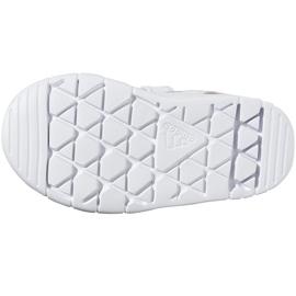 Adidas Altasport Cf I Jr D96846 shoes white violet 6