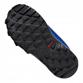 Adidas Terrex Snow Cf Cp Cw Jr G26579 shoes blue multicolored 2