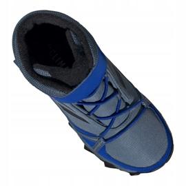 Adidas Terrex Snow Cf Cp Cw Jr G26579 shoes blue multicolored 3