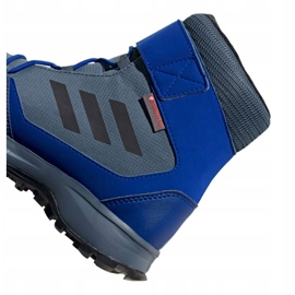 Adidas Terrex Snow Cf Cp Cw Jr G26579 shoes blue multicolored 4