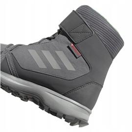 Adidas Terrex Snow Cf Cp Cw Jr G26580 shoes grey 3