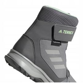 Adidas Terrex Snow Cf Cp Cw Jr G26580 shoes grey 4