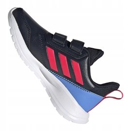 Adidas Jr AltaRun Cf Jr G27230 shoes black 1