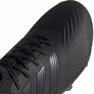 Adidas Predator 19.2 Fg M F35603 football shoes black black 2