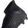 Adidas Predator 19.2 Fg M F35603 football shoes black black 4
