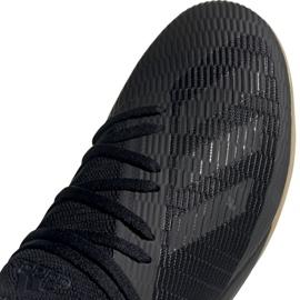 Adidas X 19.3 In M F35369 football shoes black black 4