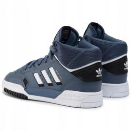 Adidas Originals Drop Step Jr EE8757 shoes navy 2