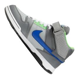 Nike Jr Sb Mogan Mid 2 Gs Jr 645025-044 shoes grey multicolored 1