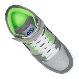 Nike Jr Sb Mogan Mid 2 Gs Jr 645025-044 shoes grey multicolored 3