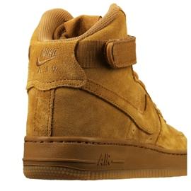 Nike Jr Air Force 1 High Lv 8 Gs Jr 807617-701 shoes yellow 1