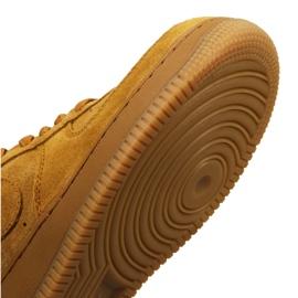 Nike Jr Air Force 1 High Lv 8 Gs Jr 807617-701 shoes yellow 3