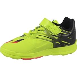 Adidas Messi El IK Jr AF4052 shoes yellow 1