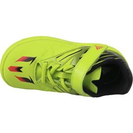 Adidas Messi El IK Jr AF4052 shoes yellow 2