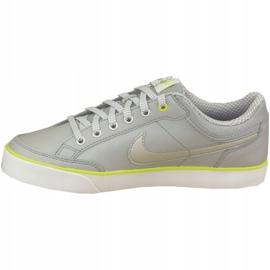 Nike Capri 3 Ltr Gs Jr 579951-010 shoes grey 1