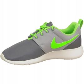 Nike Roshe One Gs W shoes 599728-025 grey green 1