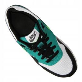 Nike Air Max 1 Gs Jr 807602-111 shoes black multicolored green 3