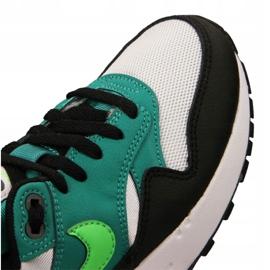 Nike Air Max 1 Gs Jr 807602-111 shoes black multicolored green 5
