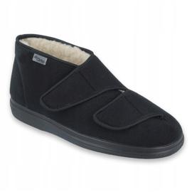 Befado women's shoes pu 986D011 black 1