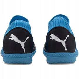 Indoor shoes Puma Future 5.4 It M 105804 01 blue blue 4