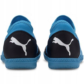 Indoor shoes Puma Future 5.4 It Jr 105814 01 blue navy 4