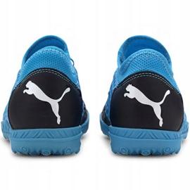 Puma Future 5.4 Tt Jr 105813 01 football shoes blue blue 4