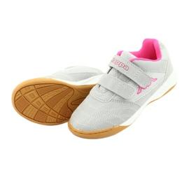 Kappa Kickoff Jr 260509K 1522 shoes pink grey 5