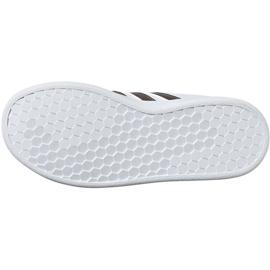 Adidas Grand Court C Jr EF0107 shoes white 6