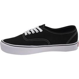 Vans Authentic Lite M VA2Z5J187 shoes black 1