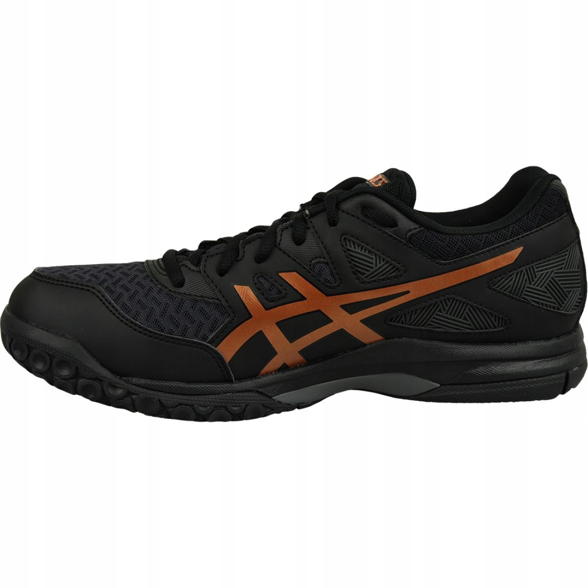 Asics Gel Task 2 M 1071A037-002 black black - KeeShoes