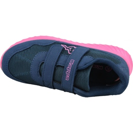 Kappa Cracker Ii Bc K 260687K-6722 shoes navy 2