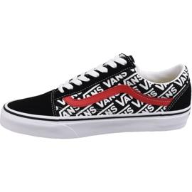 Vans Old Skool M VN0A4BV5TIJ1 shoes black multicolored 1