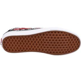 Vans Old Skool M VN0A4BV5TIJ1 shoes black multicolored 3
