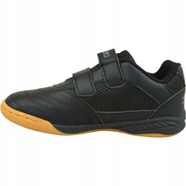 Kappa Kickoff K Jr 260509K-1116 shoes black 1