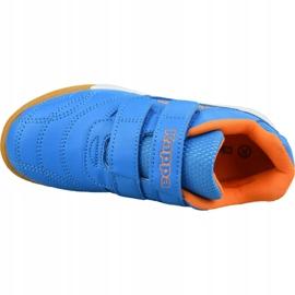 Kappa Kickoff K Jr 260509K-6044 shoes blue 2