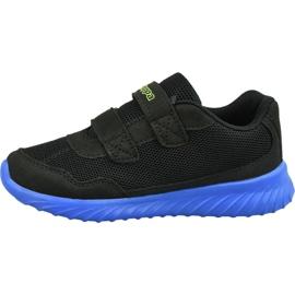 Kappa Cracker Ii Bc K Jr 260687K-1160 shoes black 1