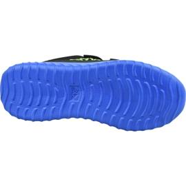 Kappa Cracker Ii Bc K Jr 260687K-1160 shoes black 3