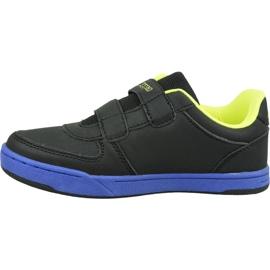 Kappa Trooper Ice Jr 260745K-1160 shoes black 1