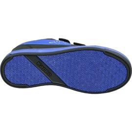 Kappa Trooper Ice Jr 260745K-1160 shoes black 3