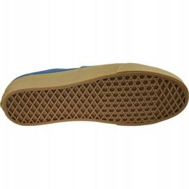 Vans Ua Authentic M VN0A38EMU4C1 shoes blue 3