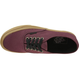 Vans Authentic M VN0A38EMU5A1 shoes red 2