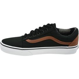 Vans Old Skool M VA38G1MMK shoes black 1