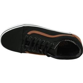 Vans Old Skool M VA38G1MMK shoes black 3
