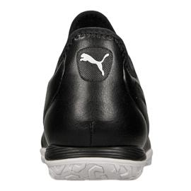 Puma King Pro It M 105669-01 indoor shoes black black 1