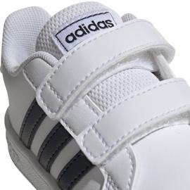 Adidas Grand Court I Jr EF0118 shoes white 1