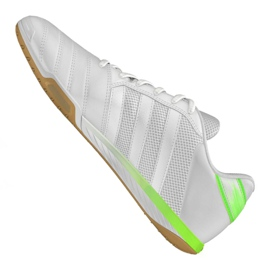 Adidas Top Sala Ic M FV2558 football shoes white multicolored 2