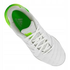 Adidas Top Sala Ic M FV2558 football shoes white multicolored 3