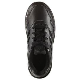Adidas Alta Run K Jr BA7897 training shoes black 1