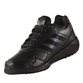 Adidas Alta Run K Jr BA7897 training shoes black 2
