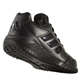 Adidas Alta Run K Jr BA7897 training shoes black 3