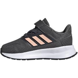 Adidas Runfalcon I Jr EG2224 shoes grey 2